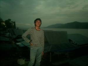 Lake Toba : 5:14subuh